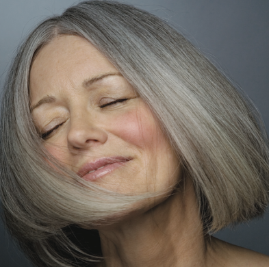 How to Help Your Clients Embrace their Natural Grey Hair in Style