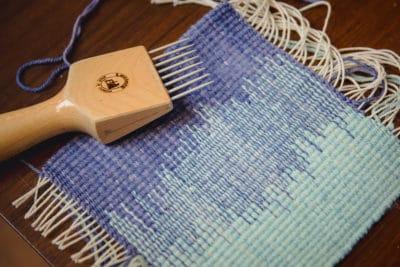 Tapestry Weaving Janna Maria Vallee
