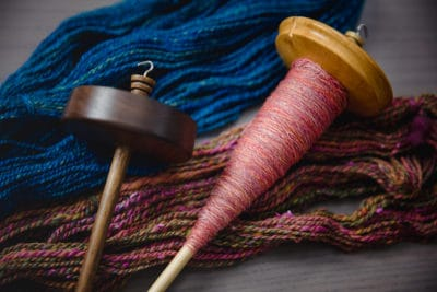 Spinning with Suspended Spindles with Diana Twiss