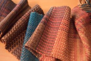 Multishaft Weaving Basics