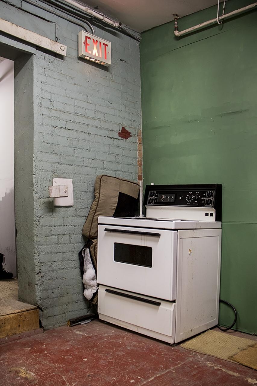 Hannah Cantarelli, Hallway Appliance, 2018