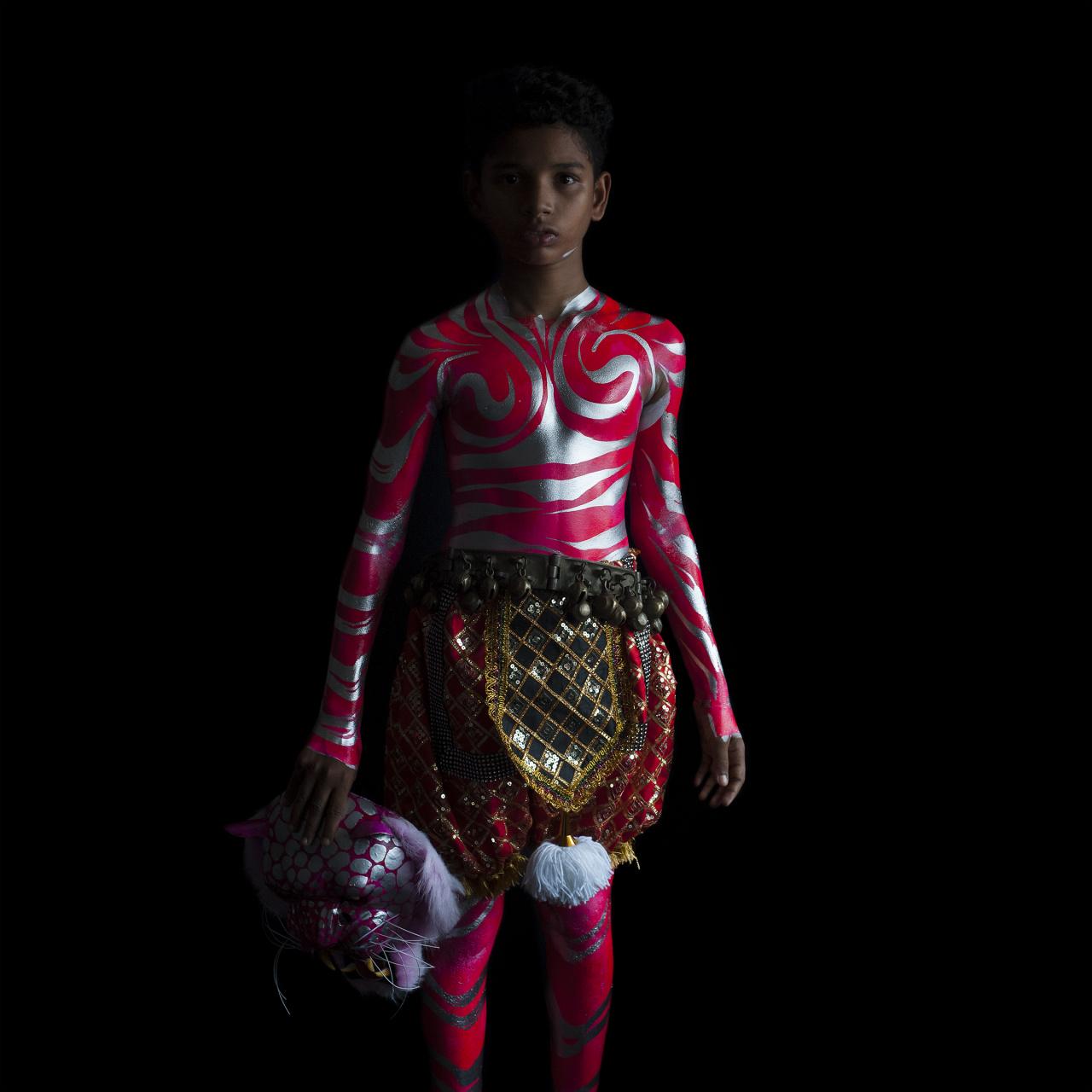 Iwajla Klinke, Therian Infantes VIII, 2017