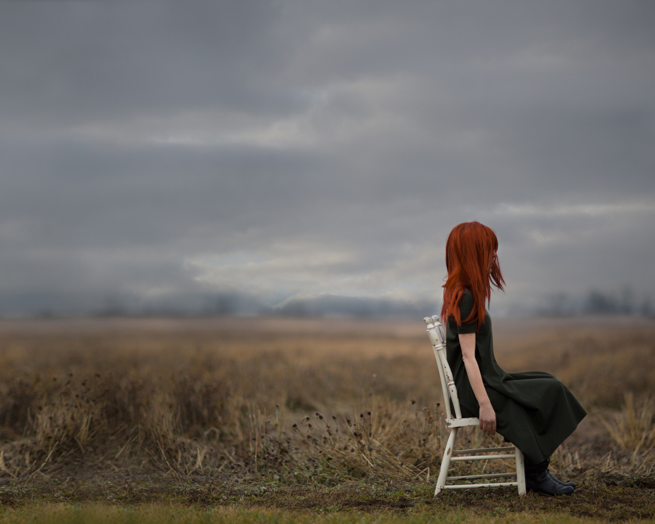 Patty Maher, Waiting for Godot, 2016.