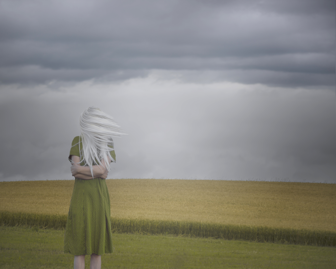 Patty Maher, With the Wind, 2017.