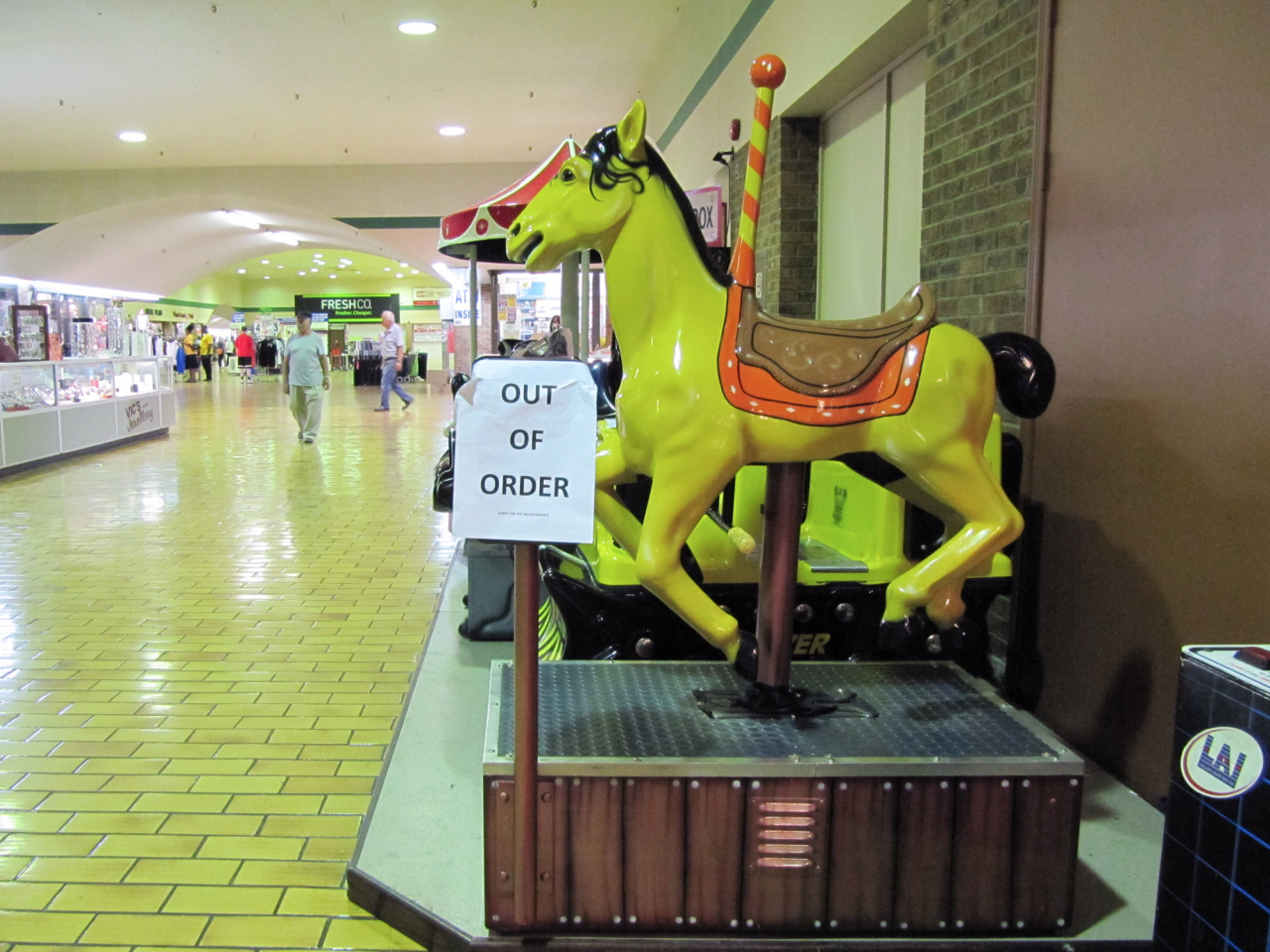 Shari Kasman, Out of Order Horse, 2013