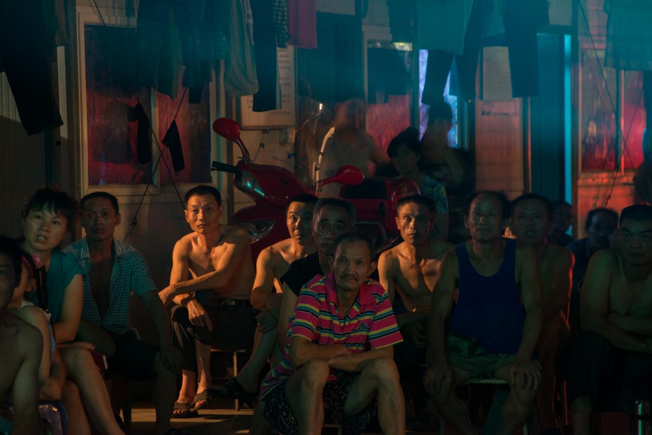 Tong Lam, Untitled, 2014. Lightbox, 24 x 36.