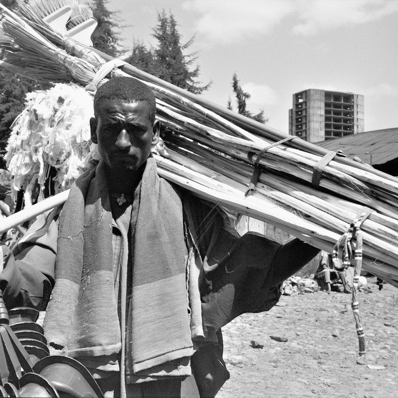 Michael Tsegaye, Future Memories XIII, 2011. Courtesy of the artist and Addis Fine Art.