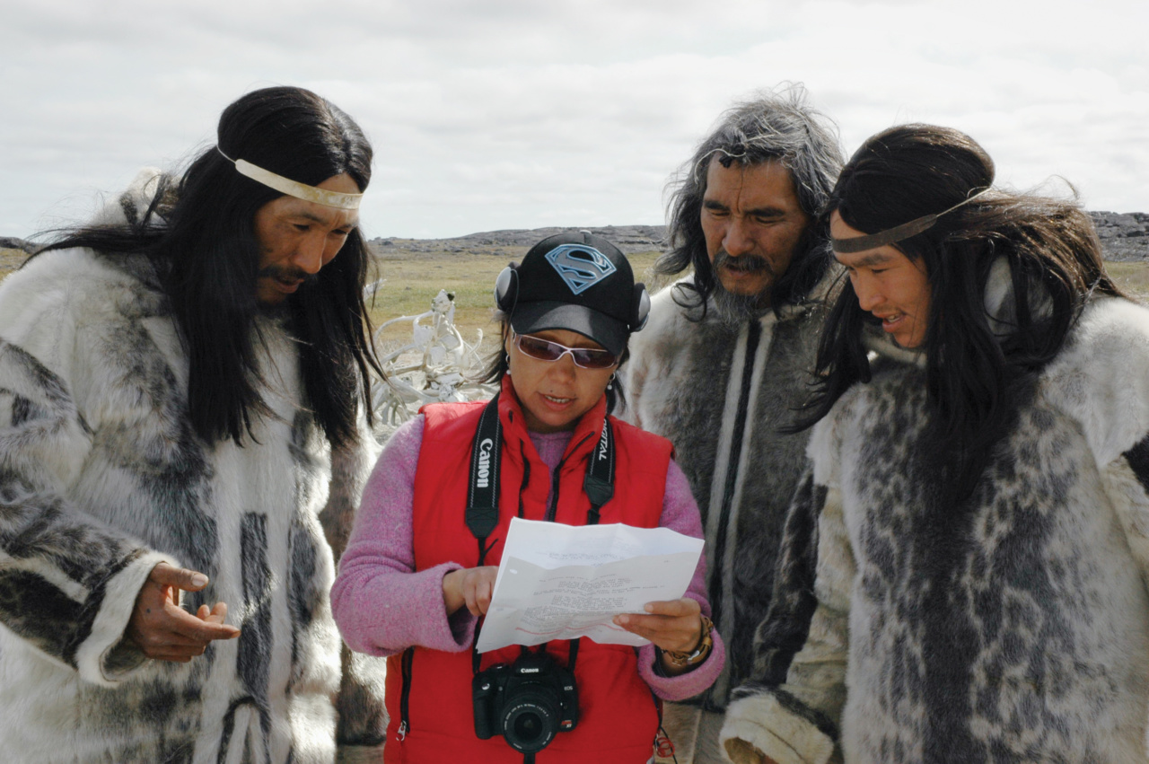 Arnait Video Productions, Tia and Piujuq, © Arnait Video Productions. Courtesy of Arnait Video Productions.