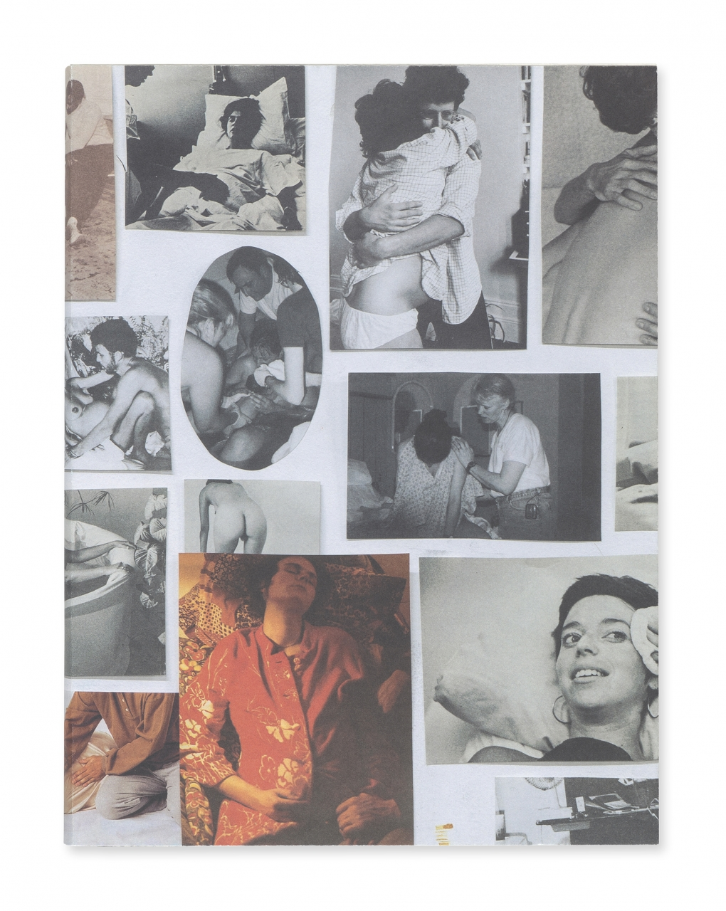 Carmen Winant, My Birth, 2018. Published by Self Publish, Be Happy