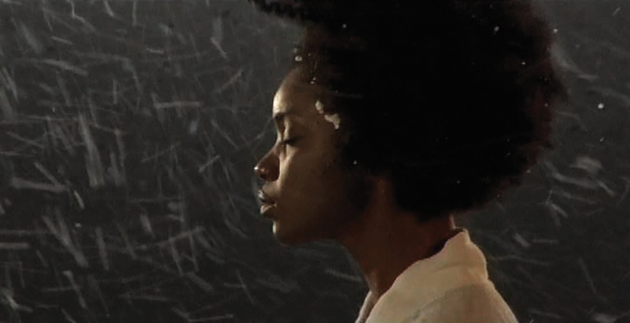 Carrie Mae Weems, Constructing History: A Requiem to Mark the Moment, 2008. Video still. Courtesy the artist and Jack Shainman Gallery, New York, NY.