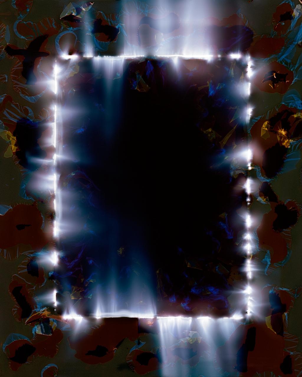 Isabel M. Martinez, A Long Metaphor for Insomnia, 2018. Chromogenic print, 40 x 32. © Isabel M. Martinez. Courtesy of the artist