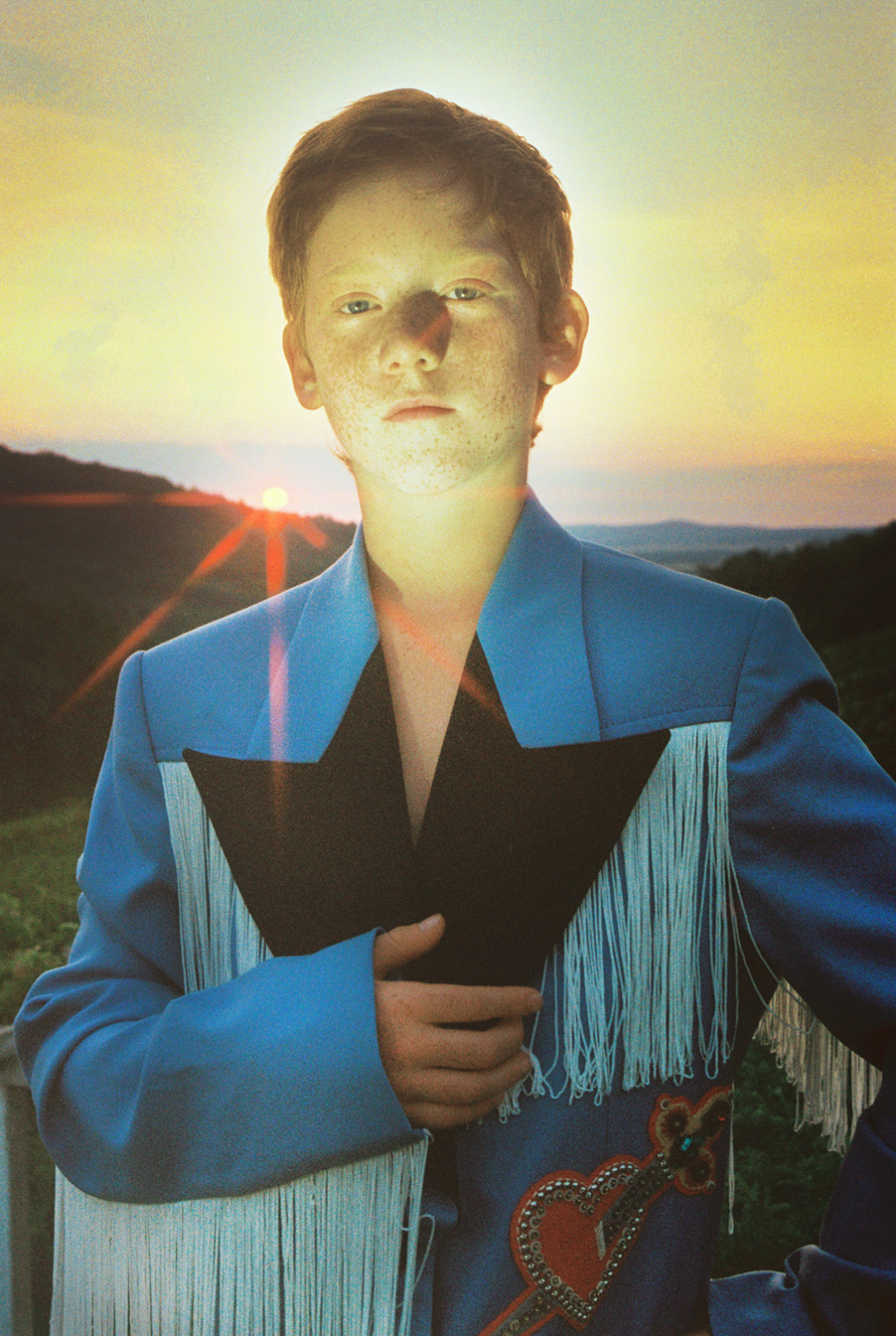 Petra Collins, Little Prince (Palko), 2016. Courtesy of the artist.