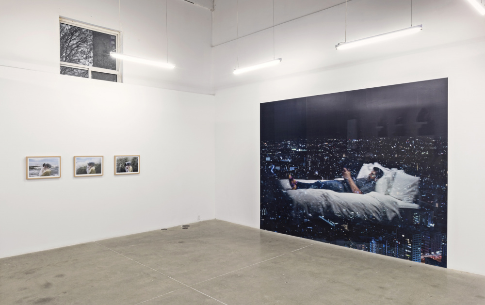 Installation view of Alec Soth, Hypnagogia, Photo: Toni Hafkenscheid