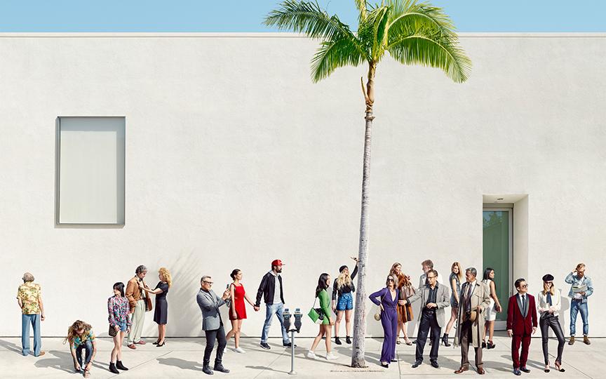Dean West,, Beverly Hills Gallery