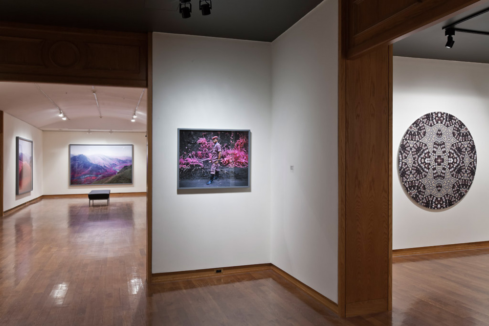 Installation view of Public: Collective Identity | Occupied Spaces, University of Toronto Art Centre, 2012, ,  © Toni Hafkenscheid