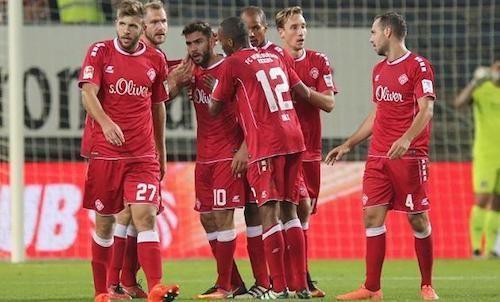 Kicker St Pauli