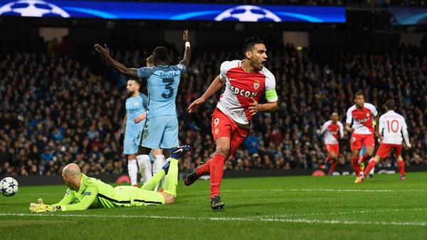Monaco Vs Manchester City
