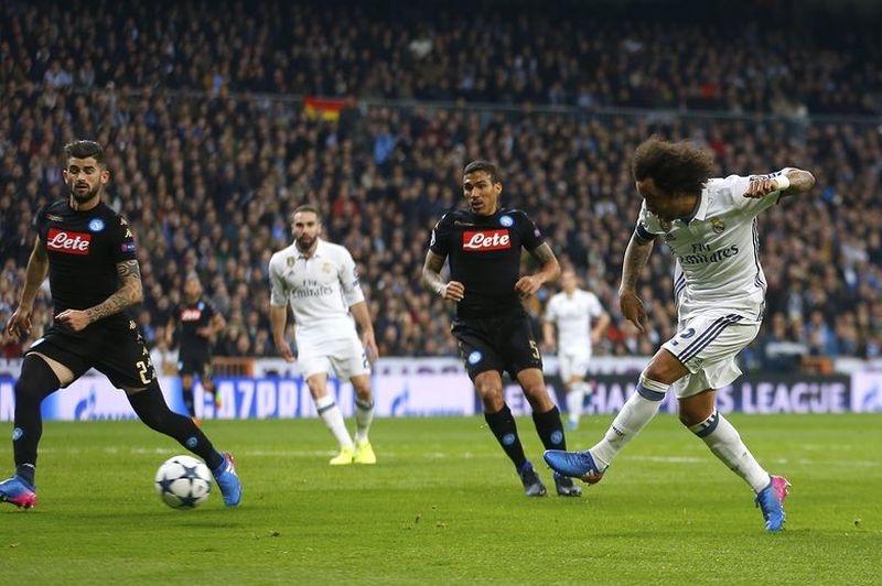 Real Madrid Napoli Live