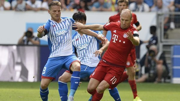 Hoffenheim Vs Bayern Live Stream