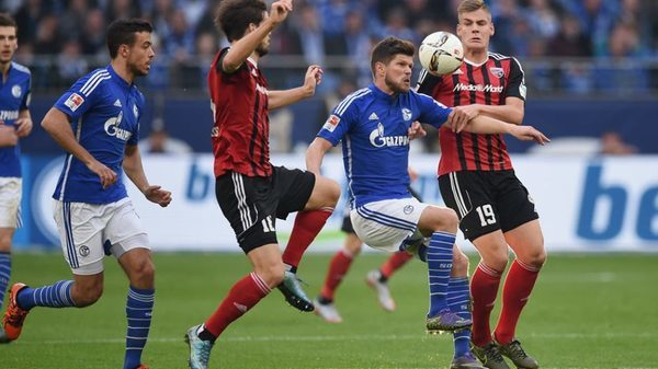 Ingolstadt Schalke