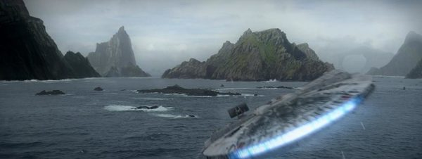Star Wars The Last Jedi The Creature Of Ahch To Unveiled