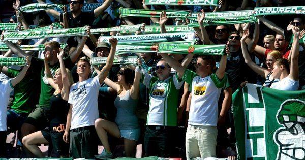 Werder West Ham Live