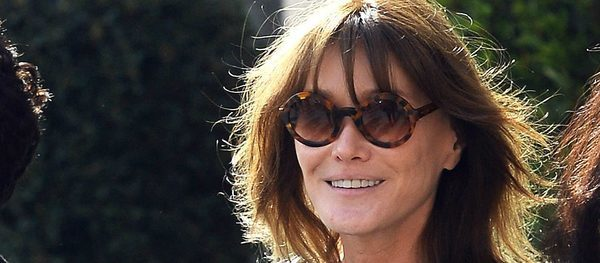 Photos Carla Bruni Reveals Why She Did Not Attend The Wedding To Olivier Sarkozy And Mary Kate Olsen Gala The Siver Times