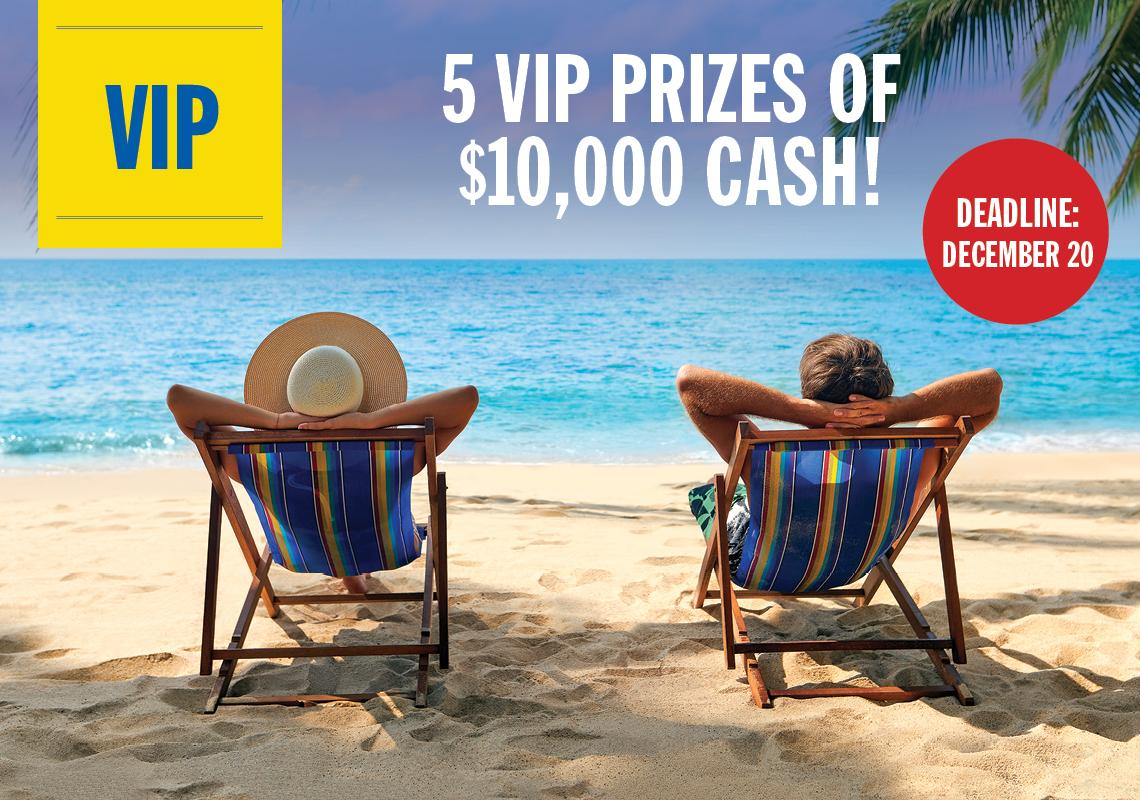VIP Prize