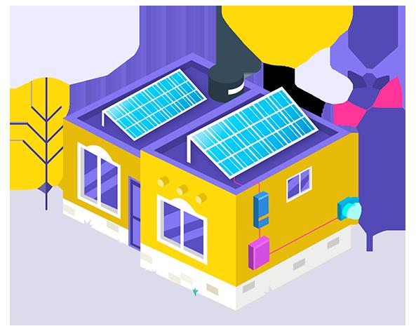 Paneles Solares en Mérida