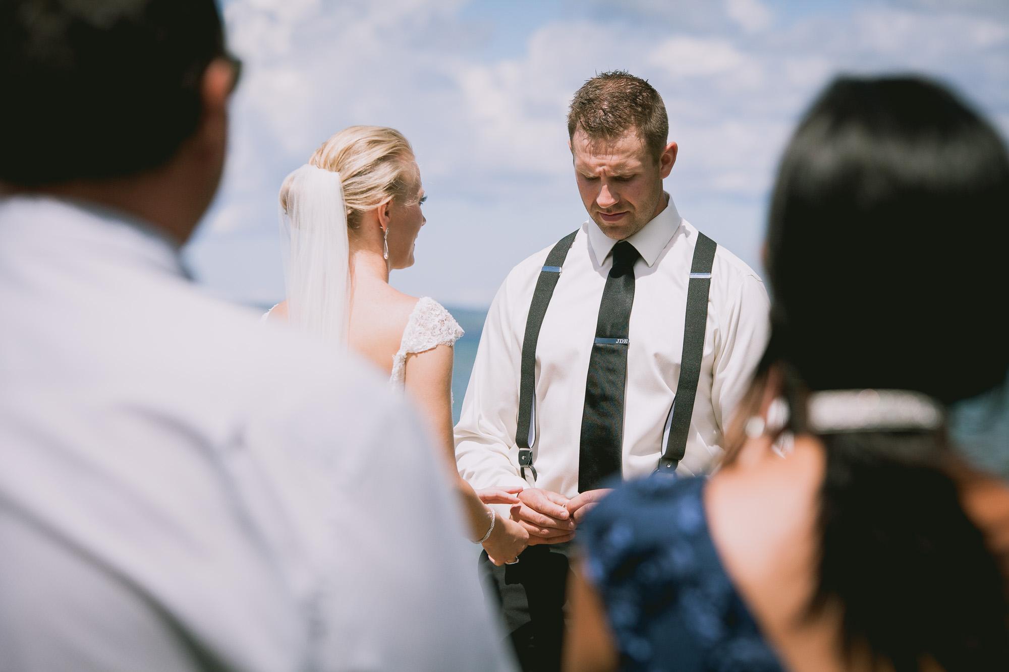 Georgian Bay wedding photography