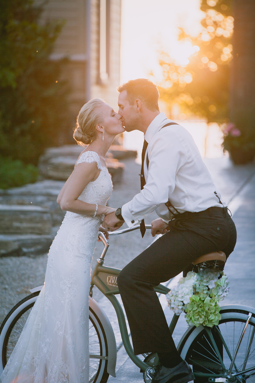 Georgian Bay wedding photographer