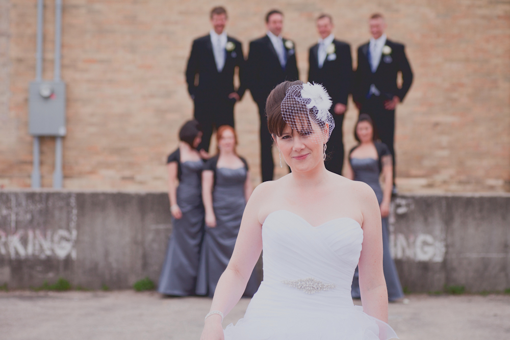 Mount Forest wedding photography