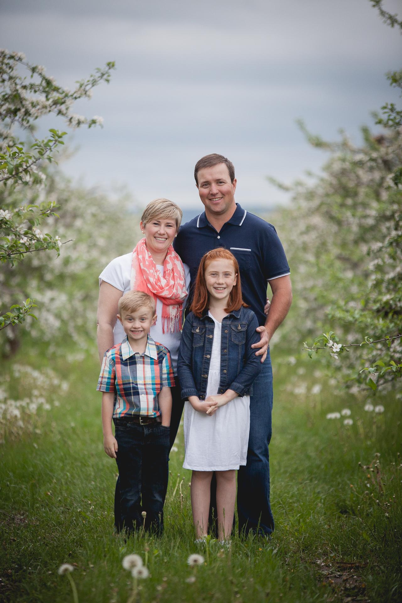 thornbury family photography