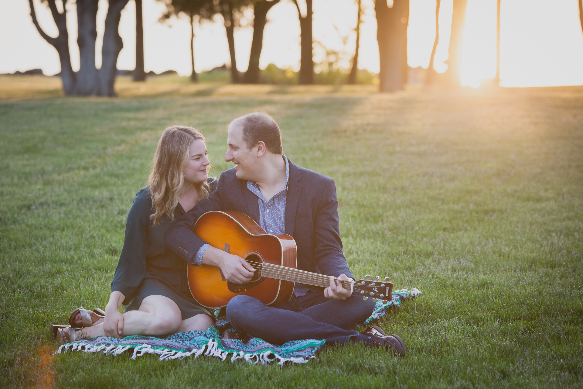 Lora Bay engagement photography