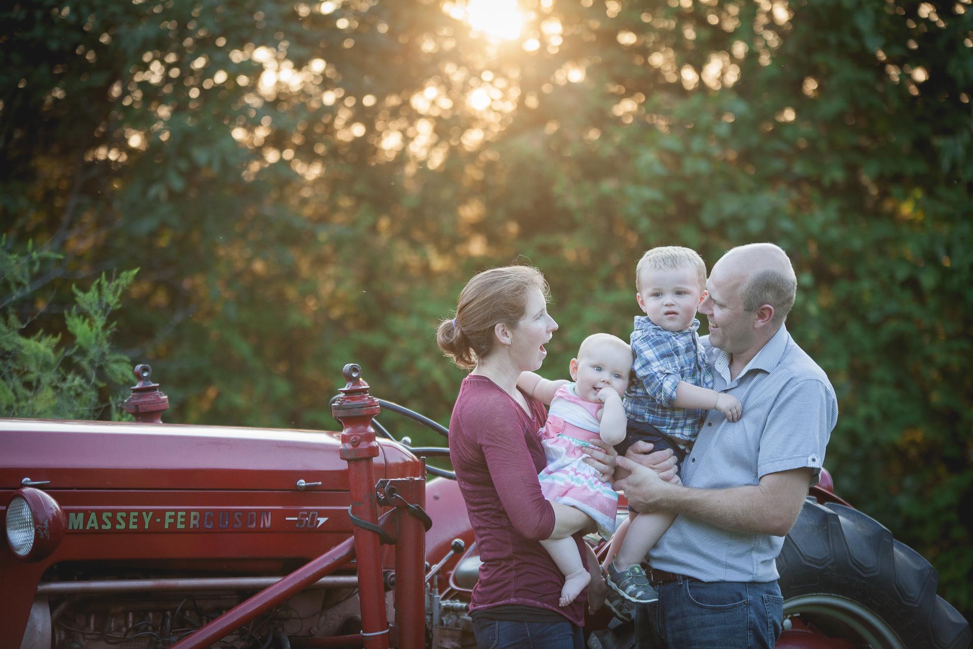 owen sound family photography