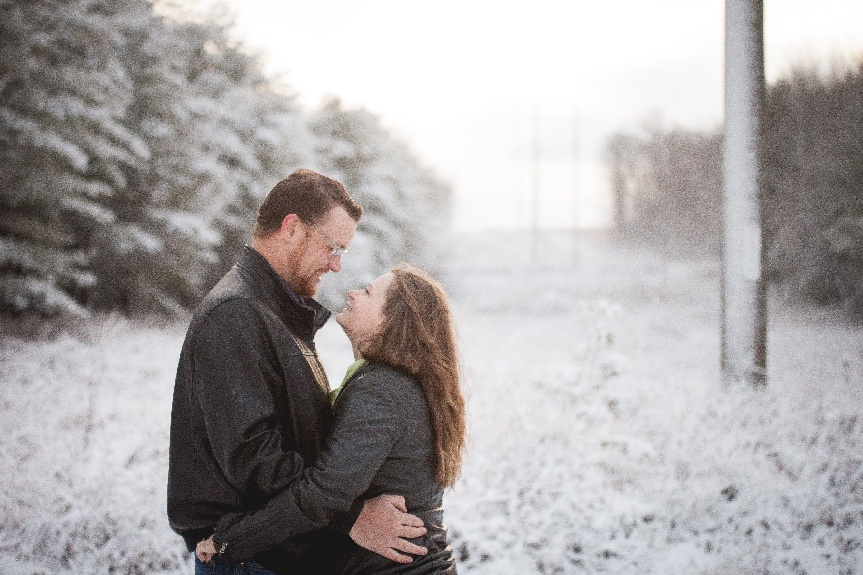 Meaford couple photography