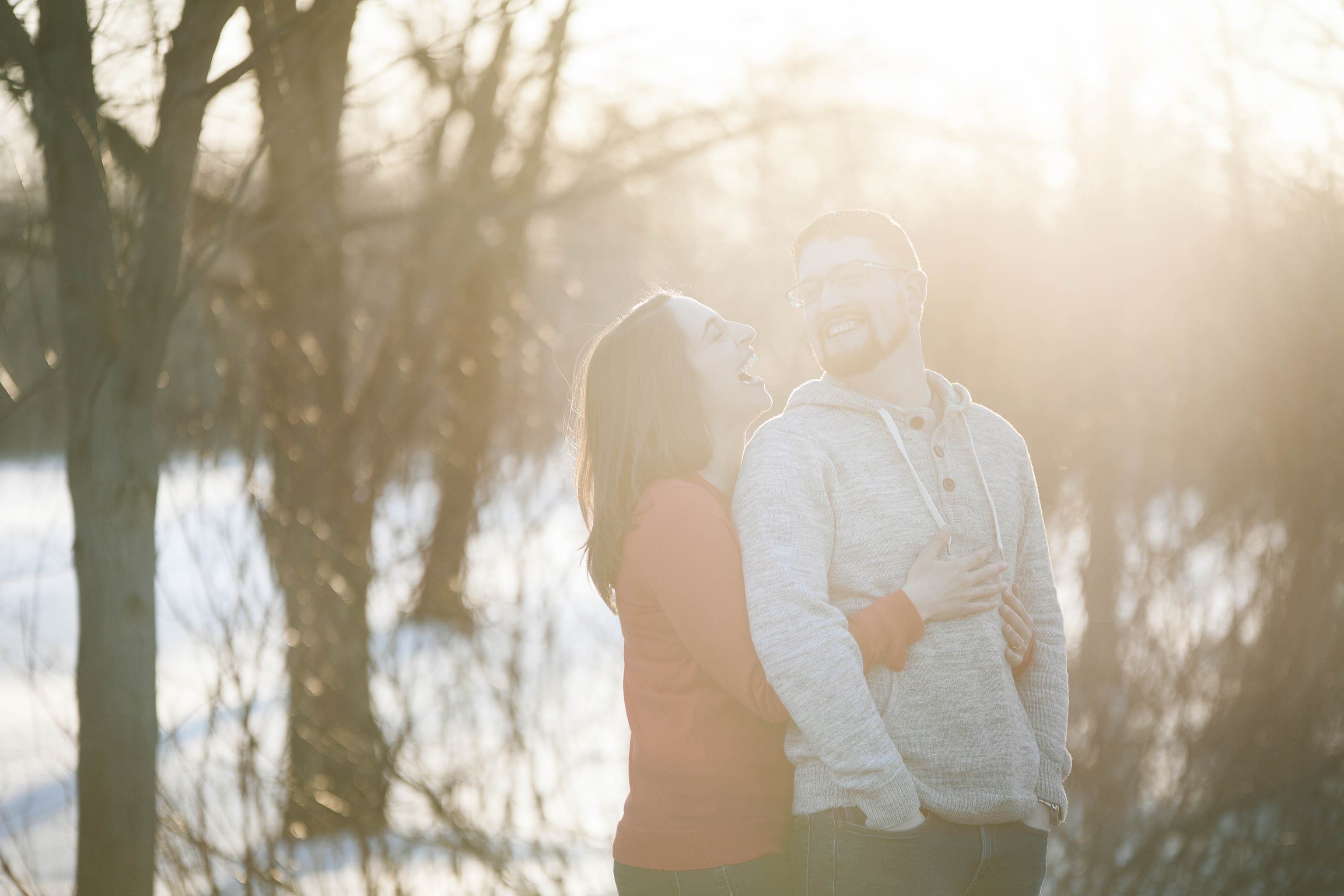 owen sound engagement photographer