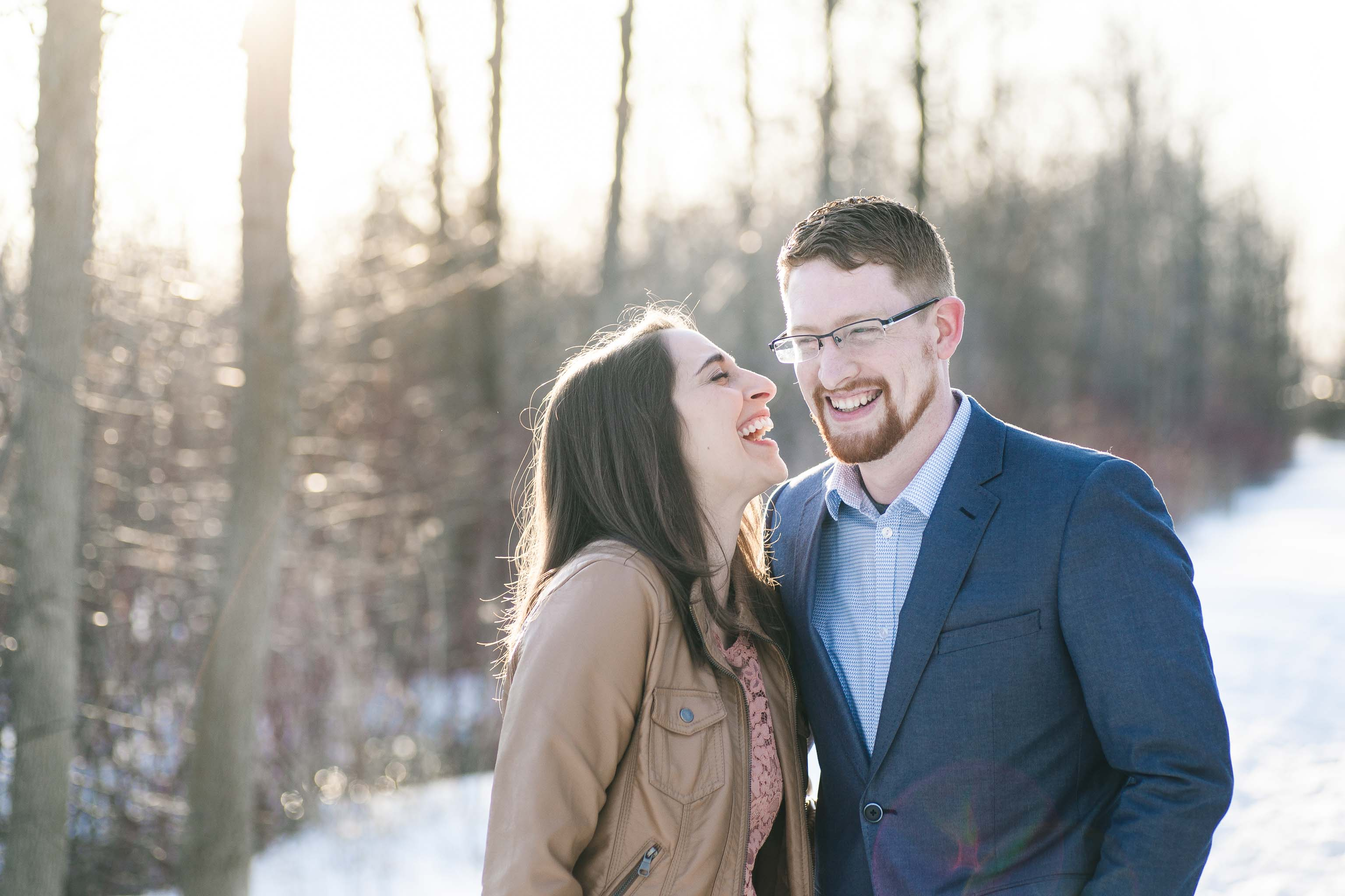 ontario engagement photographer