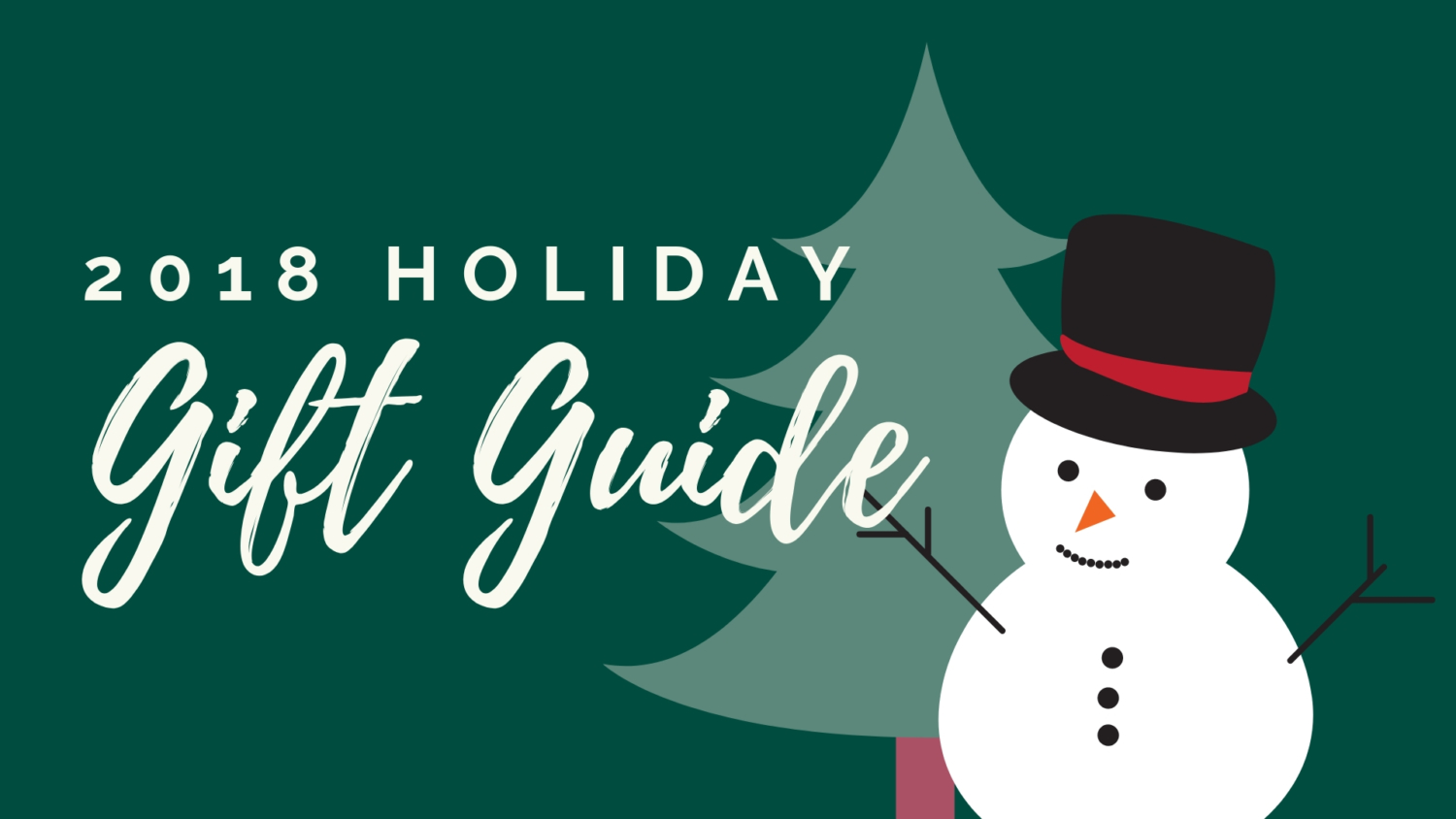 Christmas Photography Gift Guide