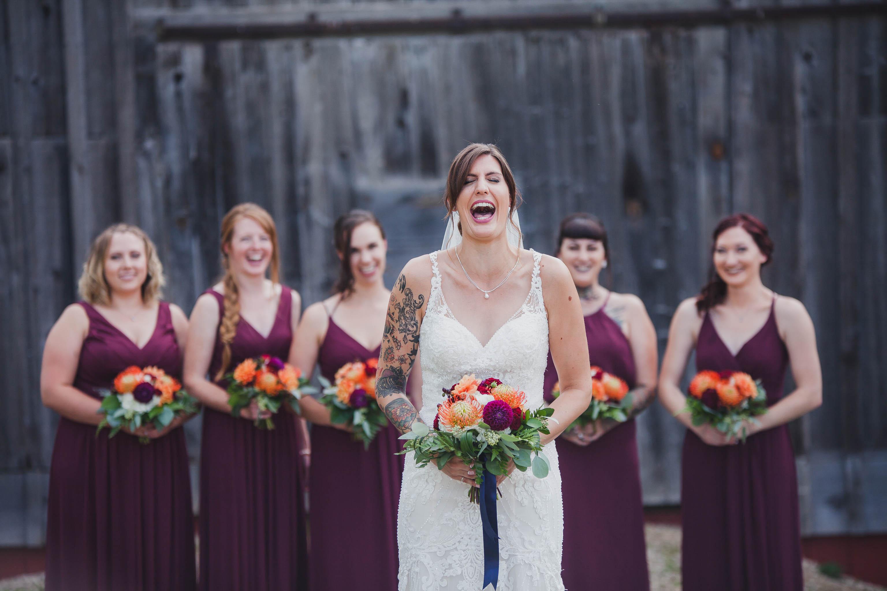 Owen Sound wedding photography