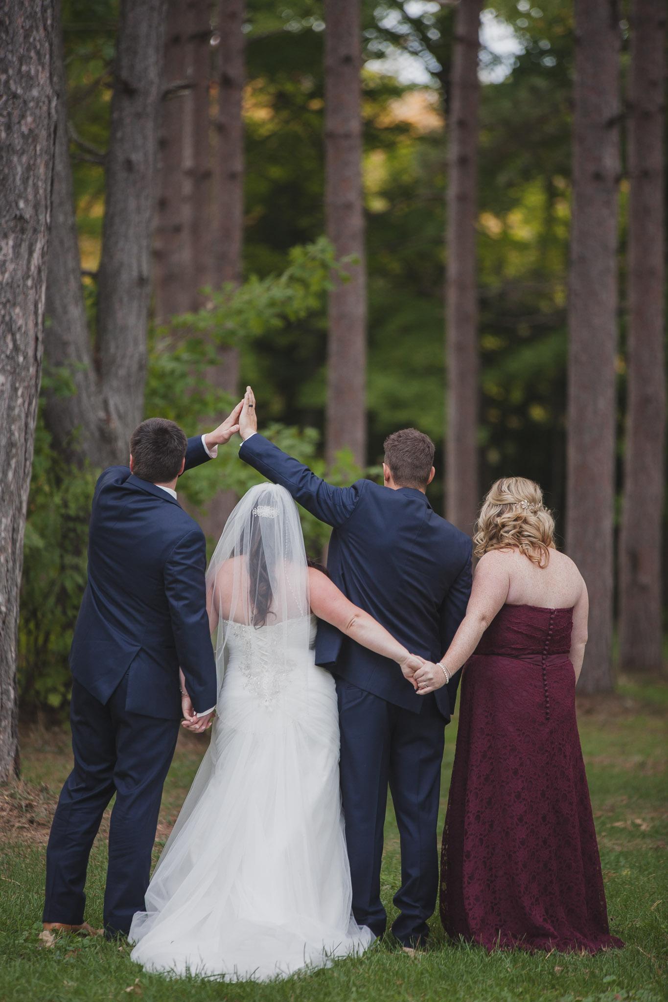 muskoka wedding photographer