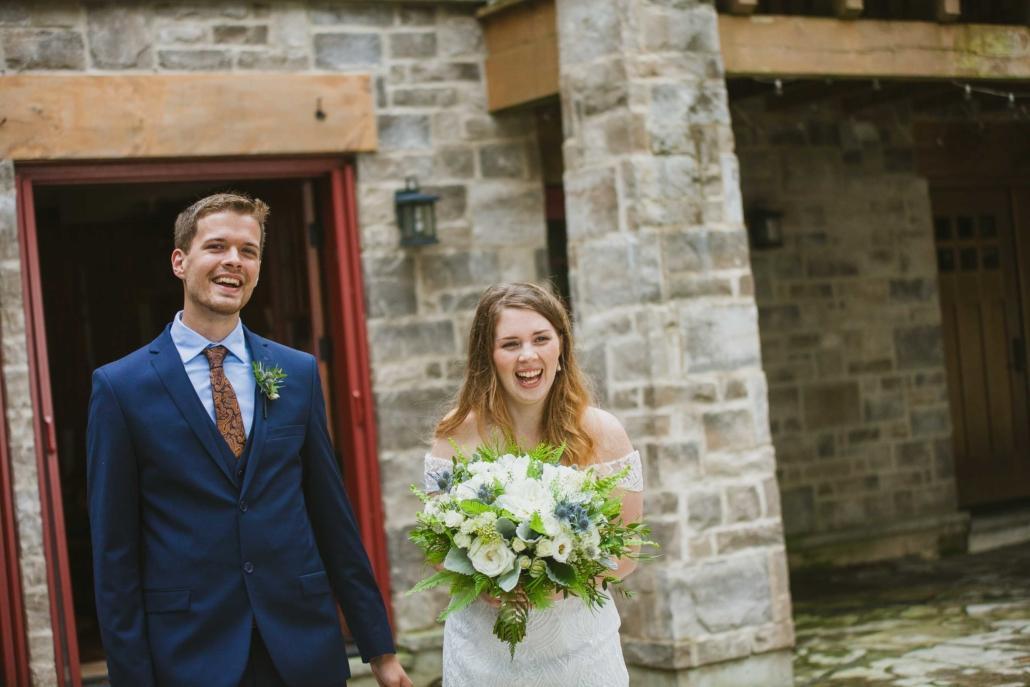 serenity cottage wedding photos
