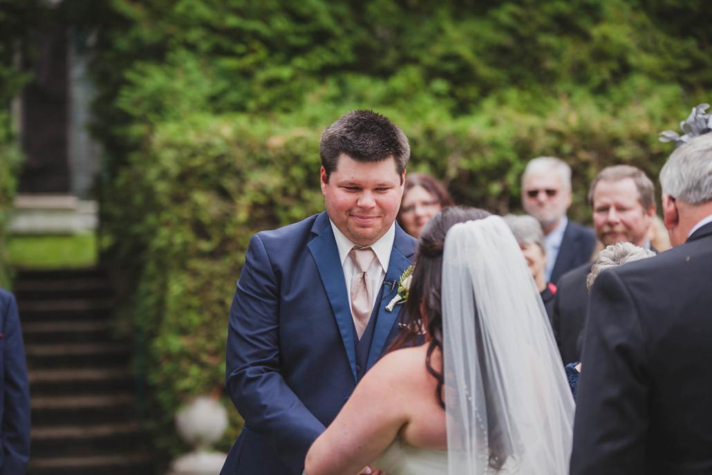 owen sound wedding ceremony