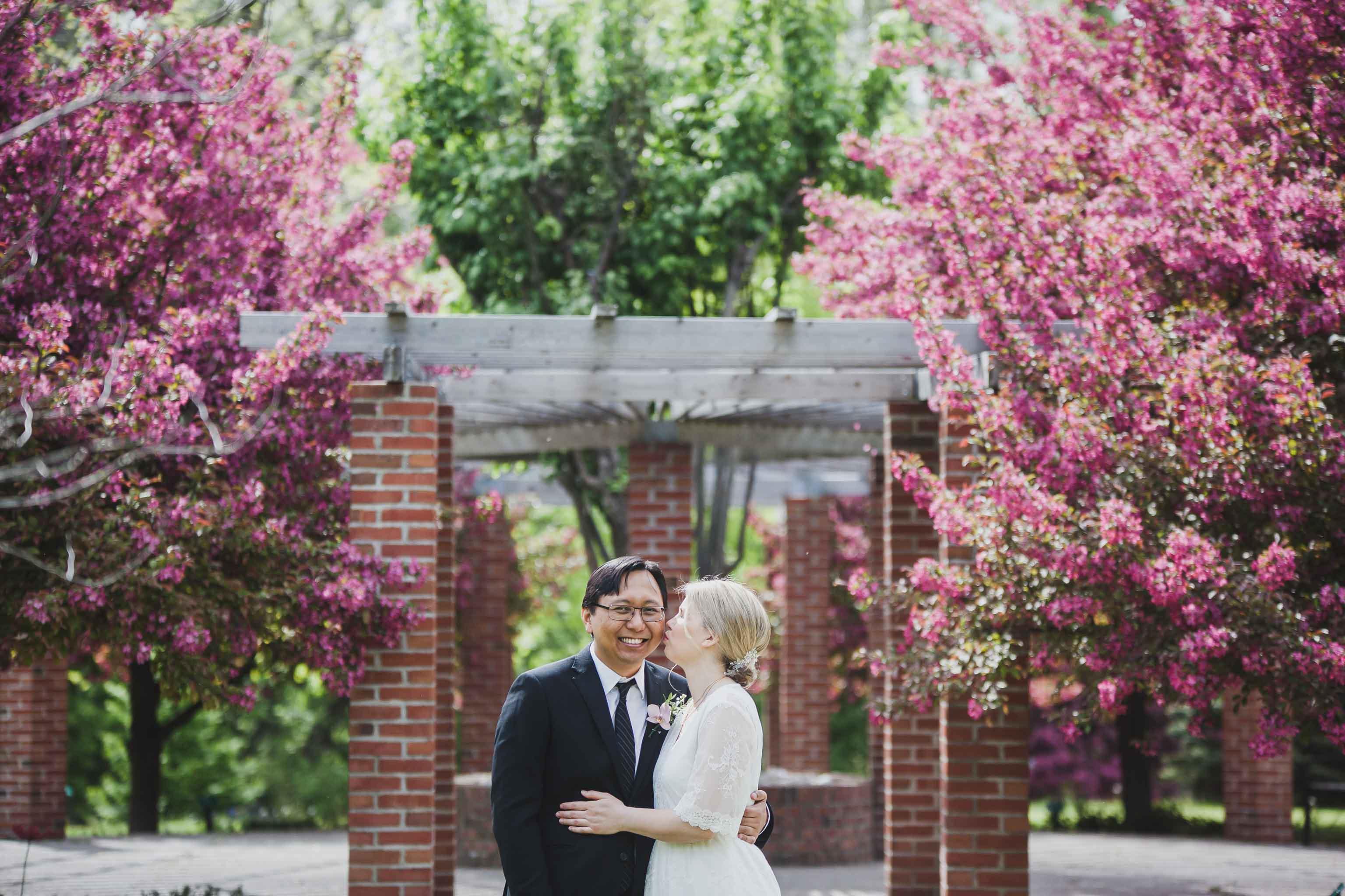 collingwood wedding photos