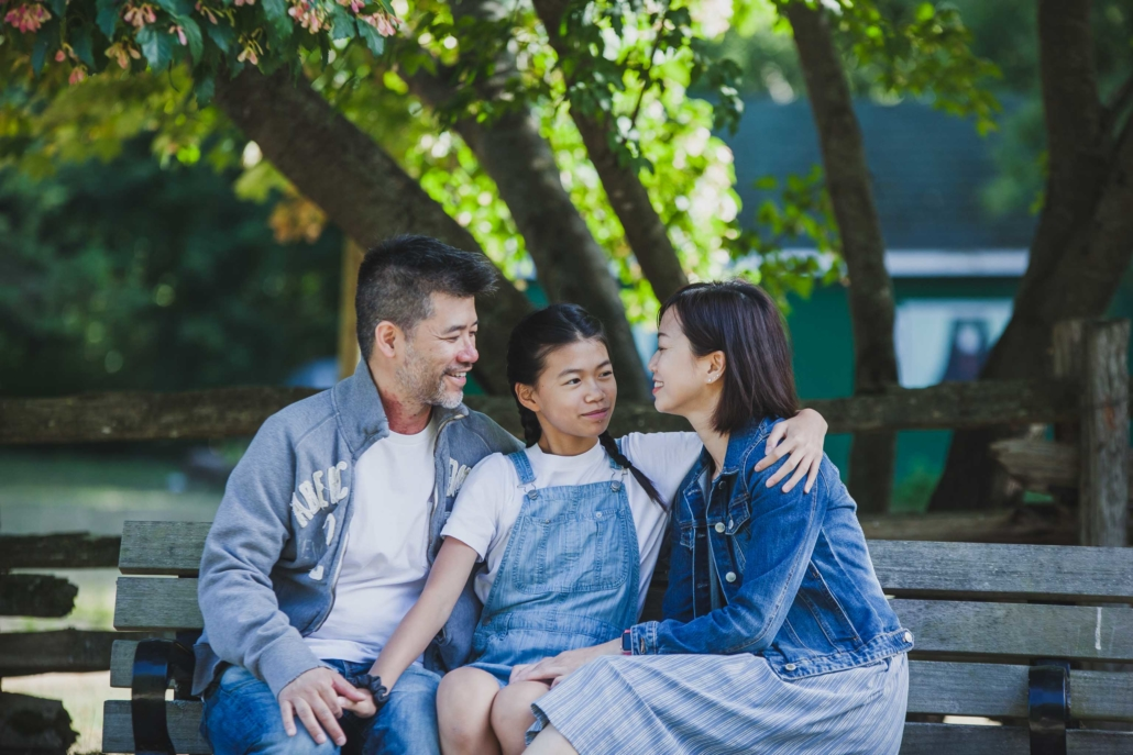 chinese family photography