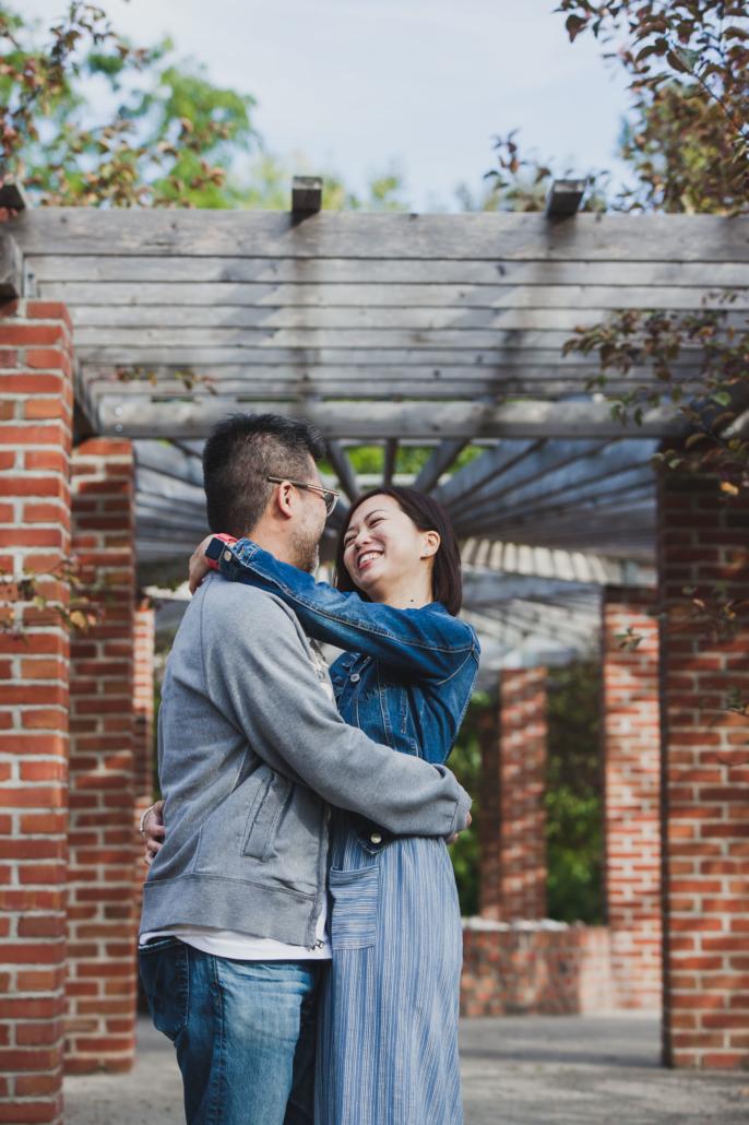 collingwood arboretum family photos
