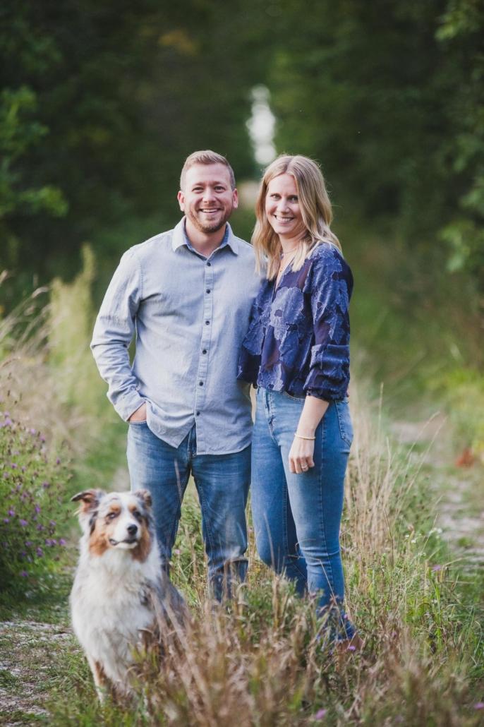 Bruce Peninsula family photo
