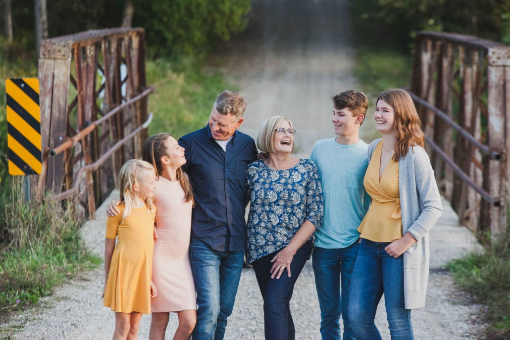 Chesley family photography