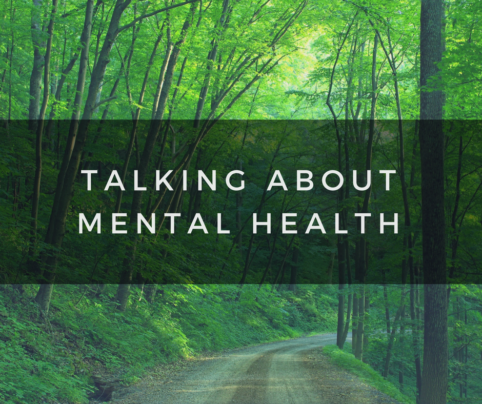 talking about mental health