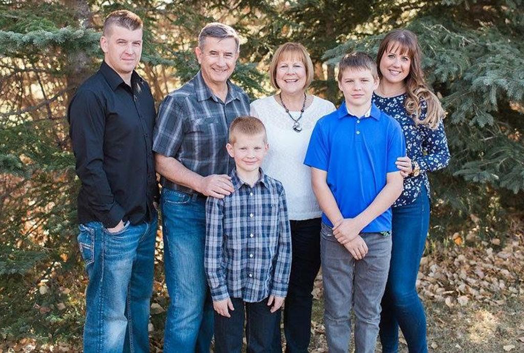 Jill's family